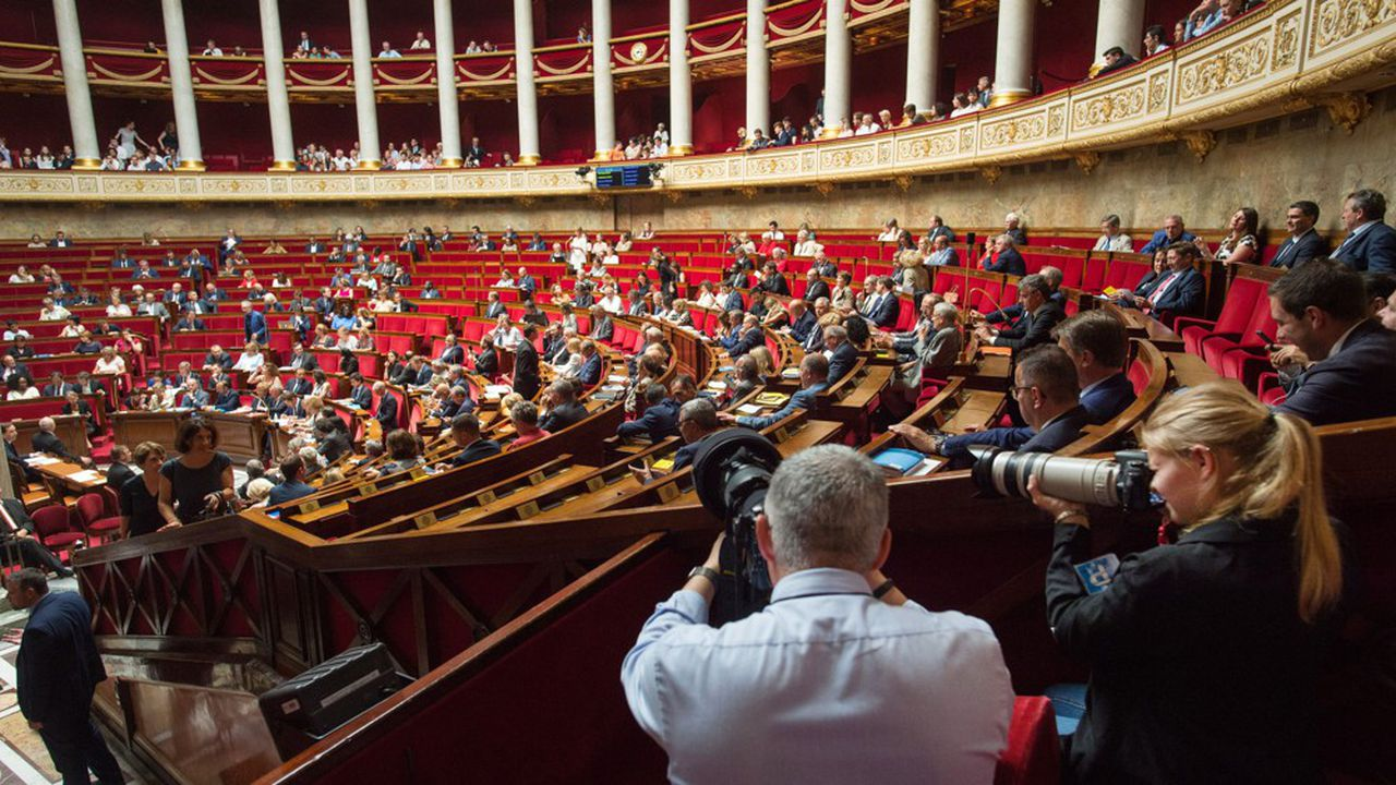 Le groupe La République en Marche à l'Assemblée voit tous les postes clefs que ses membres occupent au Palais-Bourbon remis en jeu. Les députés LREM votent ces mardi et mercredi.