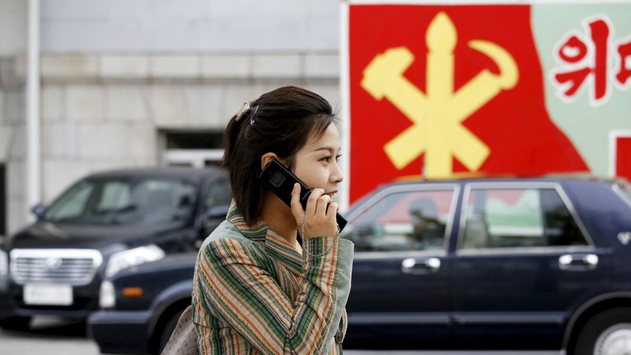 Entre2008 et2016, Huawei aurait participé à plusieurs projets en Corée du Nord, dont la construction du réseau mobile 3G, selon le «Washington Post».