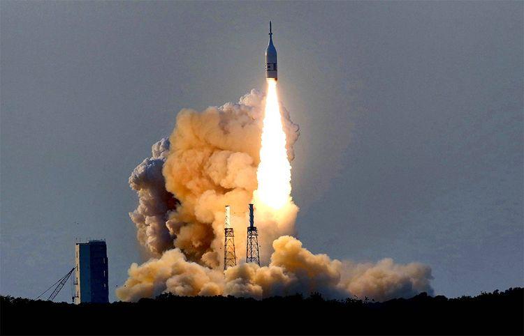 La capsule Orionconstruite par Lockheed Martin pour les astronautes