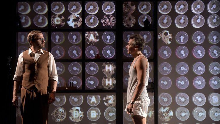 Auréolé de 4 Molières, «La Machine de Turing» reste programmée tout l'été