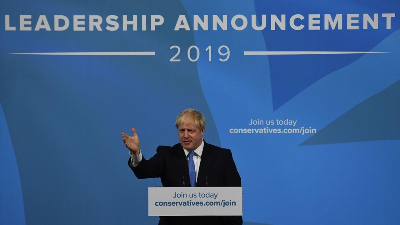 Les 160.000 militants du Parti conservateur britannique se sont prononcés pour remplacer Theresa May à la tête du gouvernement britannique par l'ex-ministre des Affaires étrangères et bouillonnant « Brexiter » Boris Johnson.