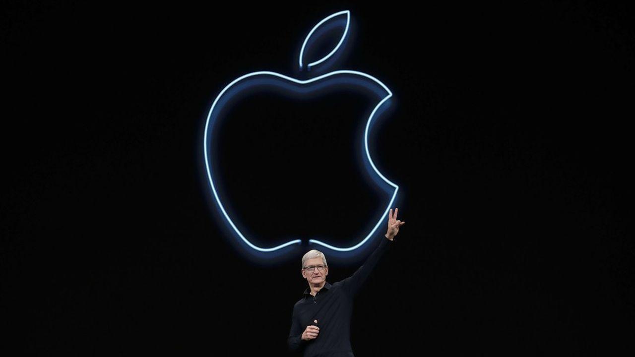 Depuis 2011, Tim Cook est le patron d'Apple