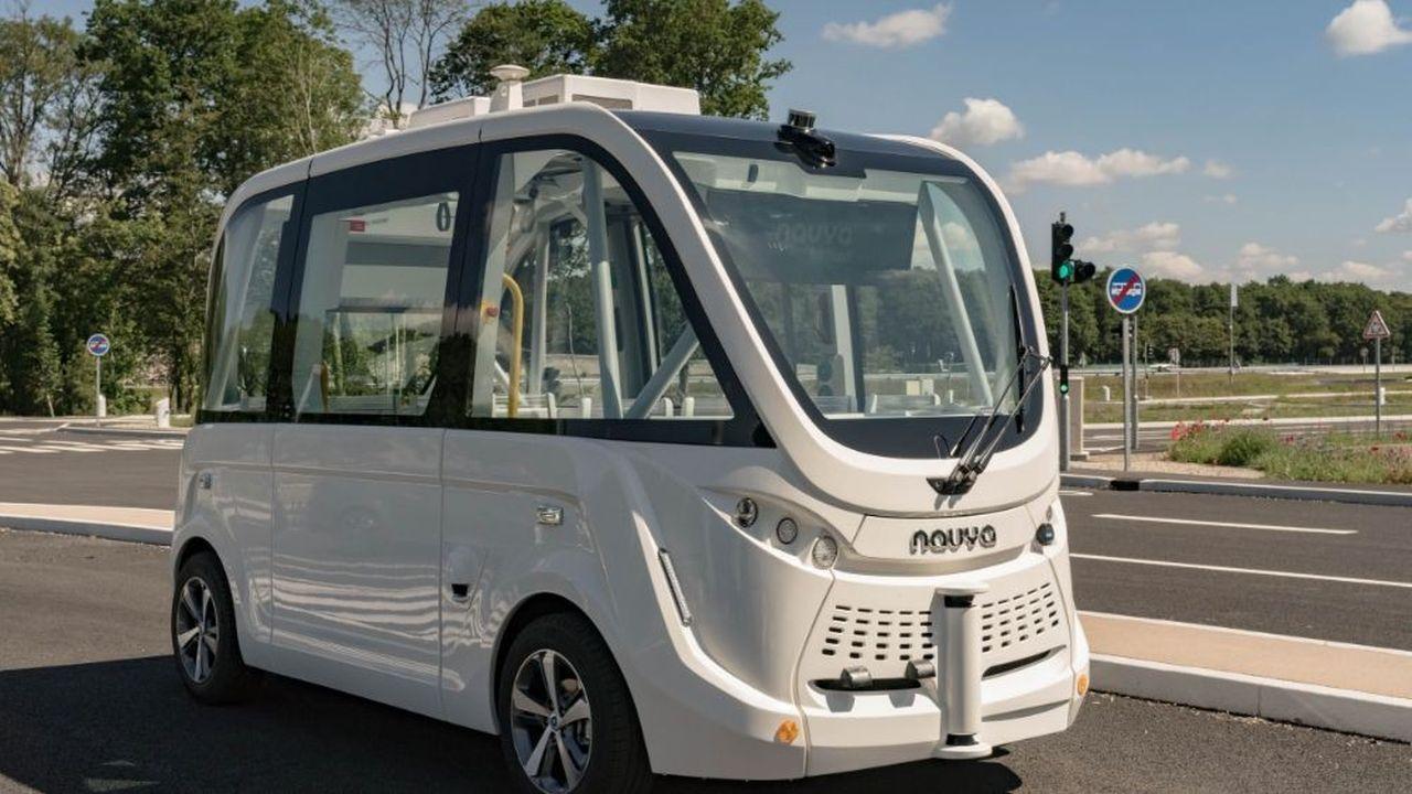 Le 17juin, la France a inauguré TEQMO son centre de recherches sur la voiture autonome sur le site de l'autodrome de Linas-Montlhéry (Essonne).