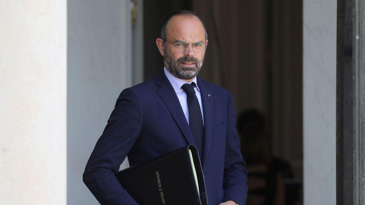 Edouard Philippe, le Premier ministre