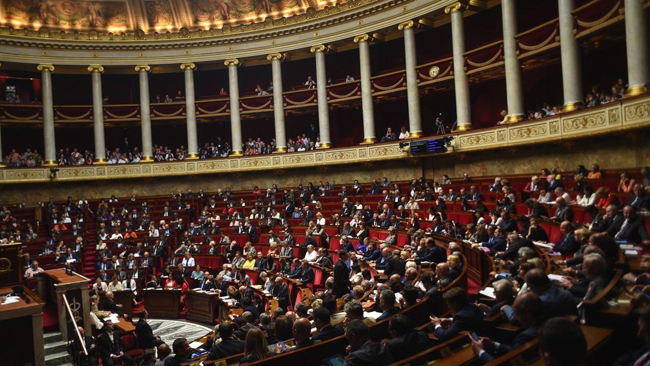 L'Assemblée nationale vient de voter le projet sur les droits voisins de la presse