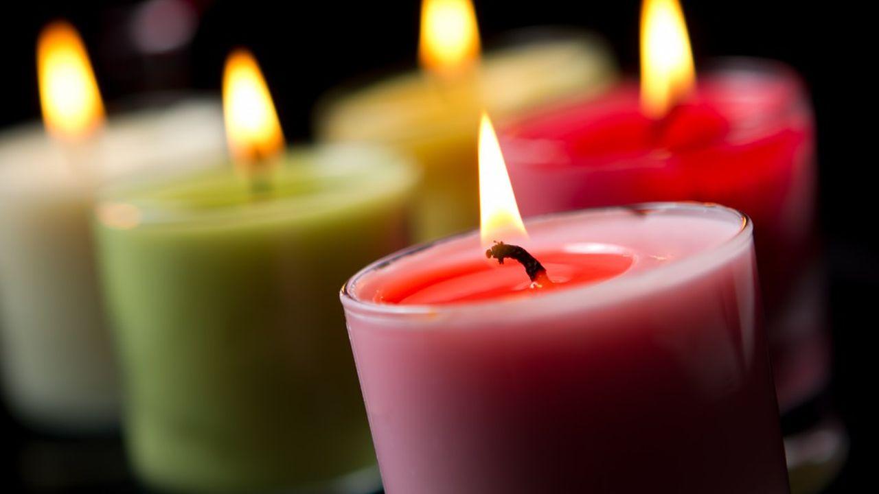 Certaines bougies peuvent contenir des substances allergisantes et présenter un risque pour la santé des consommateurs sans qu'il en soit fait mention sur leur emballage.