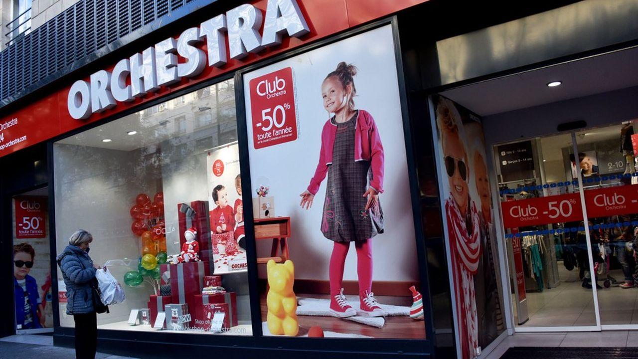 Orchestra avait renégocié il y a un an sa dette avec ses créanciers.