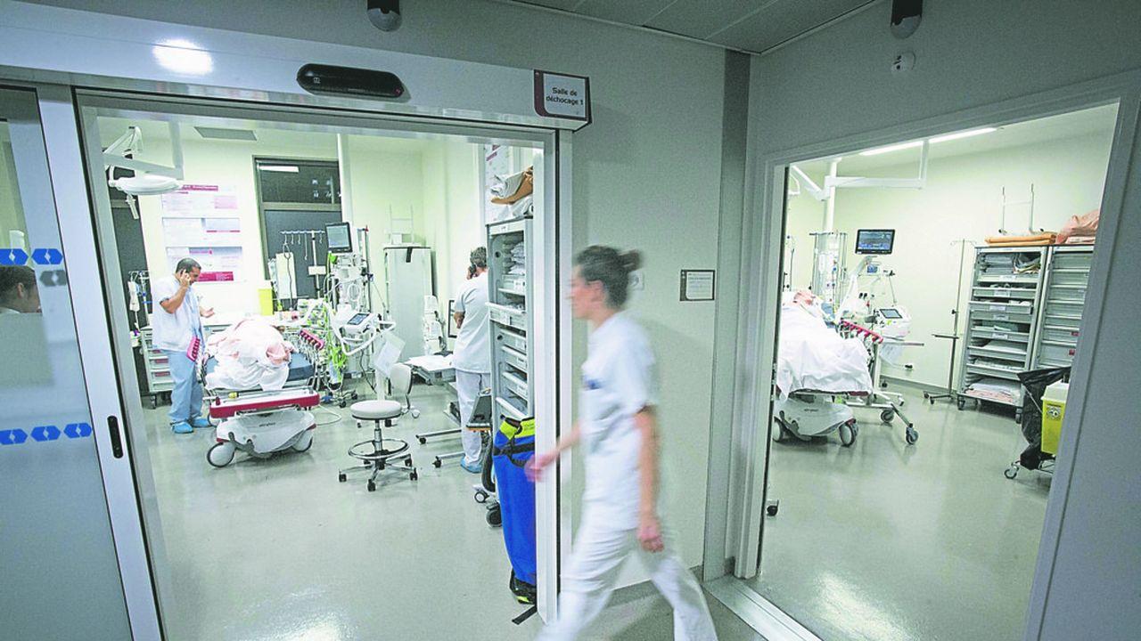 A ce jour, les patients qui font un choc septique doivent être hospitalisés dans un service de soins intensifs, à un coût qui peut dépasser les 3.000euros la journée.