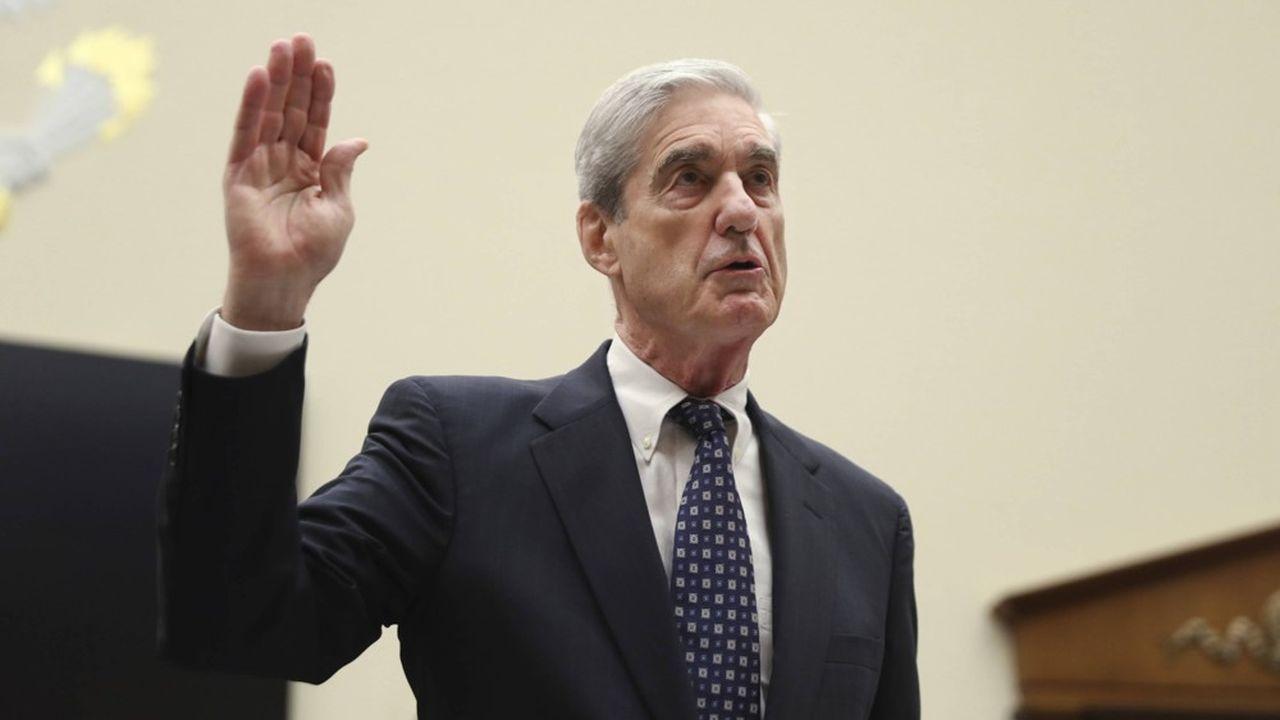 Robert Mueller a témoigné devant les parlementaires américains ce mercredi matin, confirmant les conclusions de son rapport.