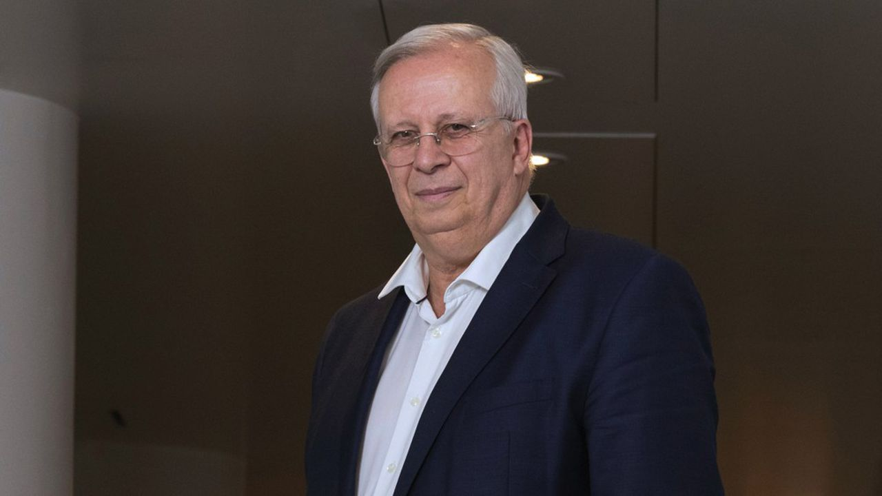 L'équipementier auto Valeo, que dirige Jacques Aschenbroich, est sorti du CAC 40 fin juin 2019.