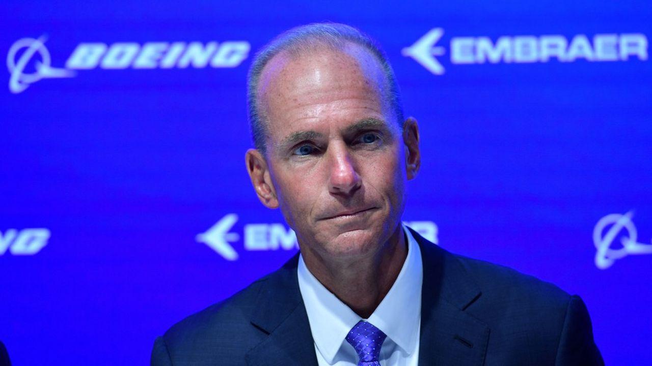 Le PDG de Boeing, Dennis Muilenburg, espère toujours que le 737 Max pourra revoler avant la fin de l'année.