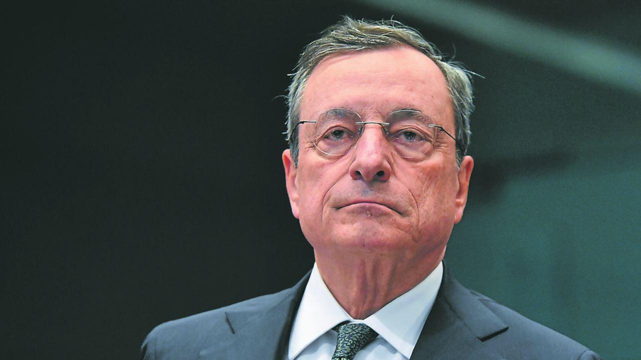 Mario Draghi quittera fin octobre la présidence de la BCE.