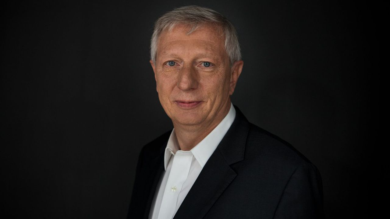 Didier Michaud-Daniel, directeur général de Bureau Veritas.