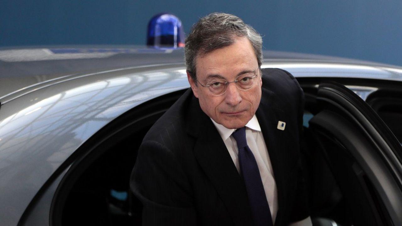 Mario Draghi quittera ses fonctions fin octobre à la tête de la Banque centrale européenne (BCE).