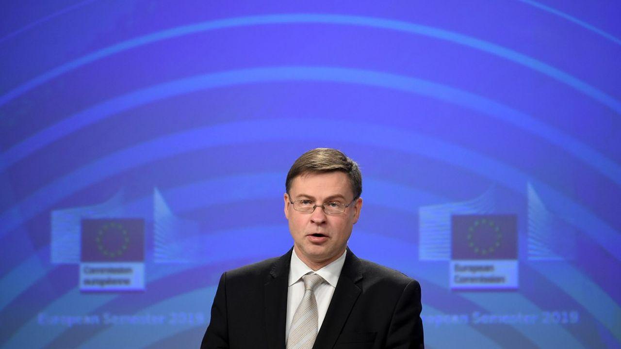 Selon Valdis Dombrovskis, vice-président de la Commission européenne, «nous sommes face à un problème structurel dans la capacité de l'Union à empêcher que le système financier soit utilisé à des fins illégitimes».