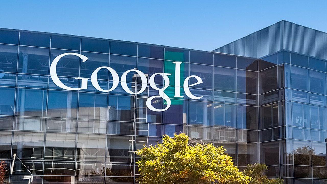Le siège de Google à Mountain View, en Californie