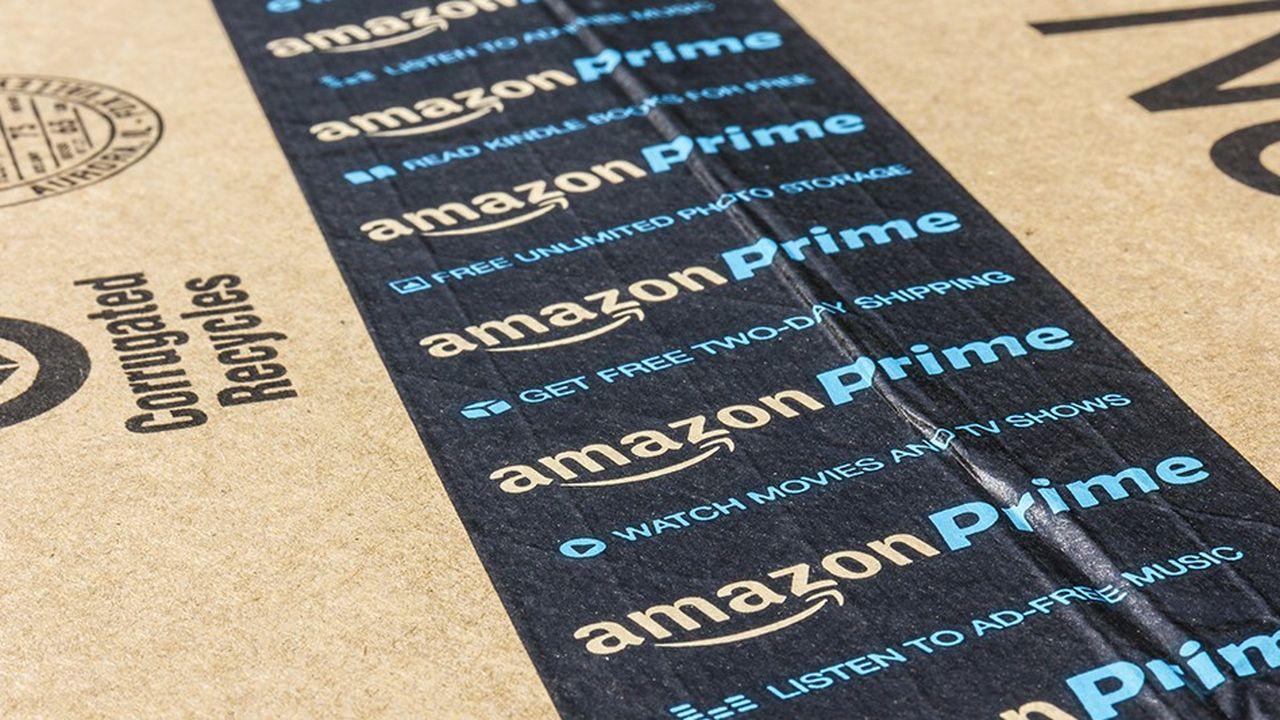 Les frais liés au déploiement de la livraison en un jour coûtent cher à Amazon, et devraient encore augmenter