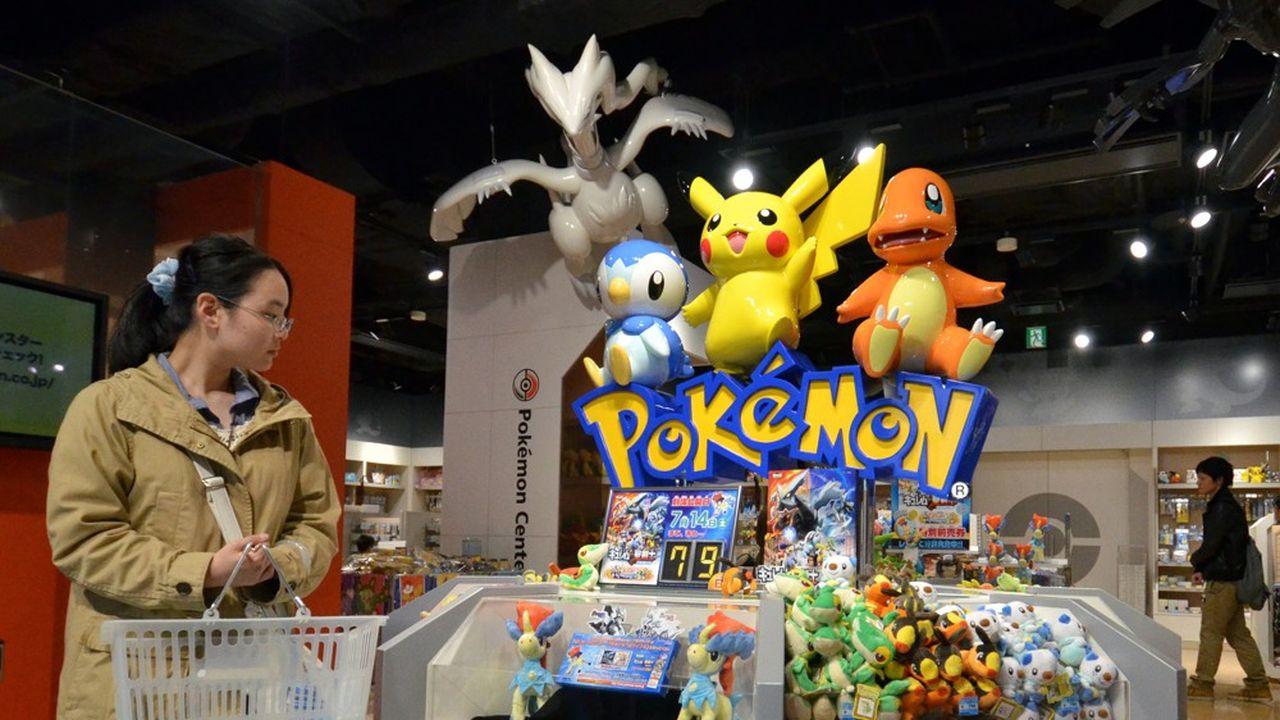 La franchise Pokémon est l'une des plus lucrative de la planète.