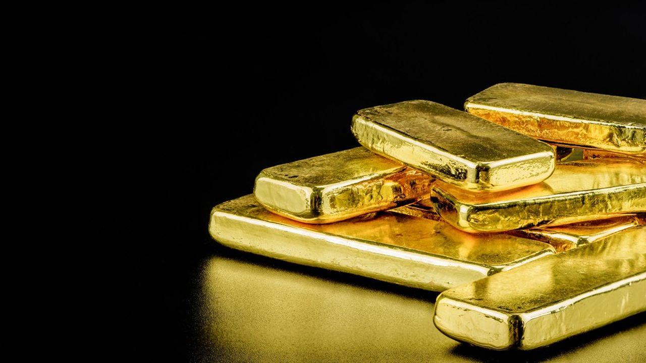 82% des banques centrales détiennent de l'or dans leurs réserves de change.