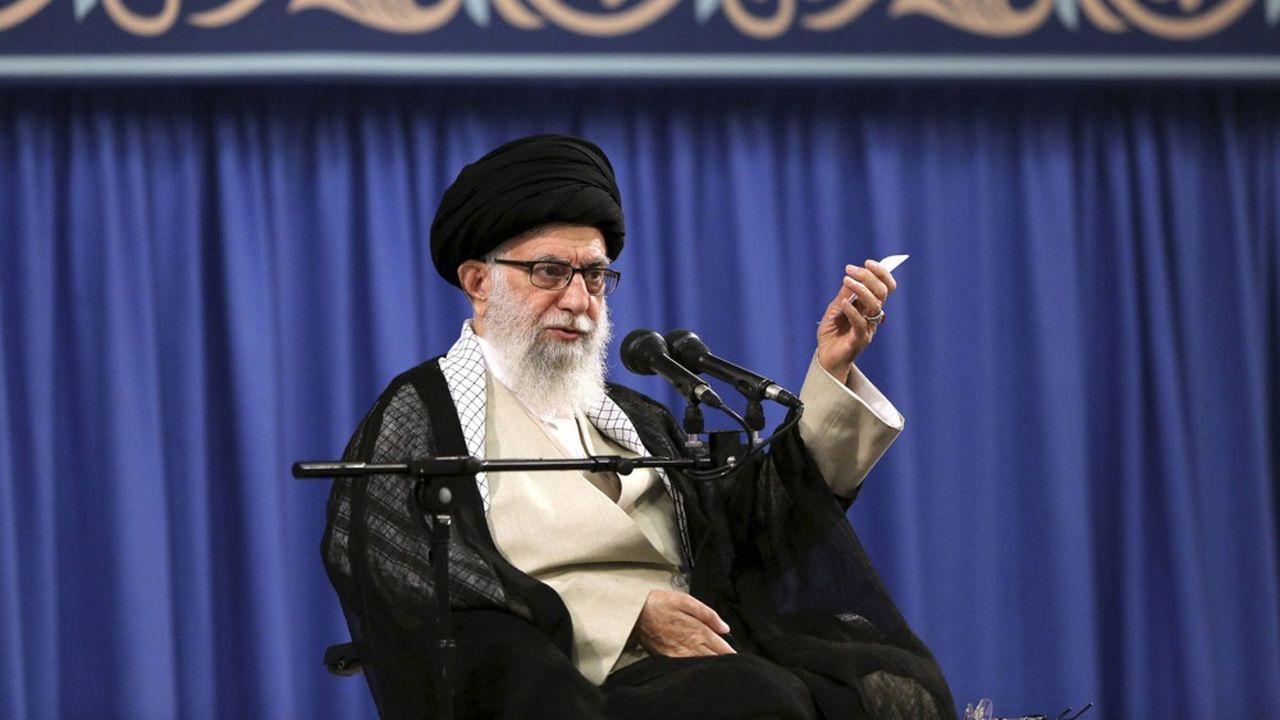 Le Guide suprême iranien, l'ayatollah Ali Khamenei, estime que les Européens n'en font pas assez pour sauver l'accord JCPOA de 2015 promettant une réintégration internationale de son pays en échange d'un gel de son programme nucléaire.