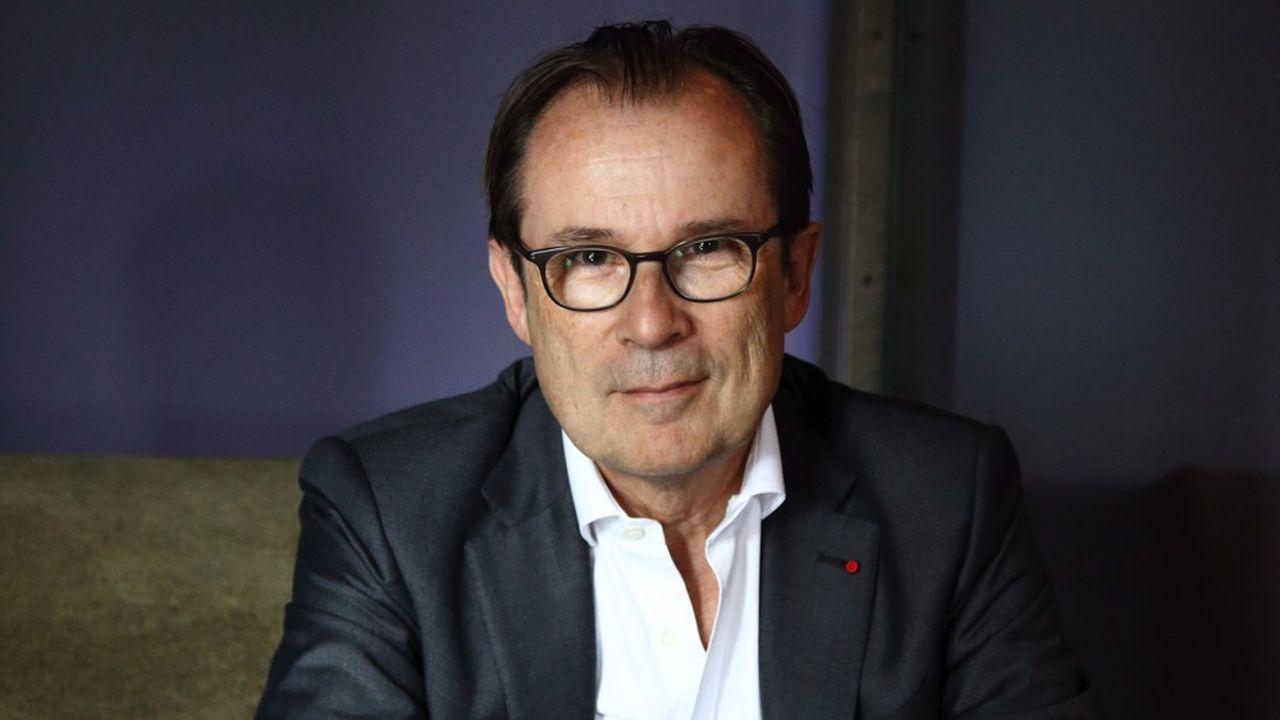 Christian Mantei, président d'Atout France.
