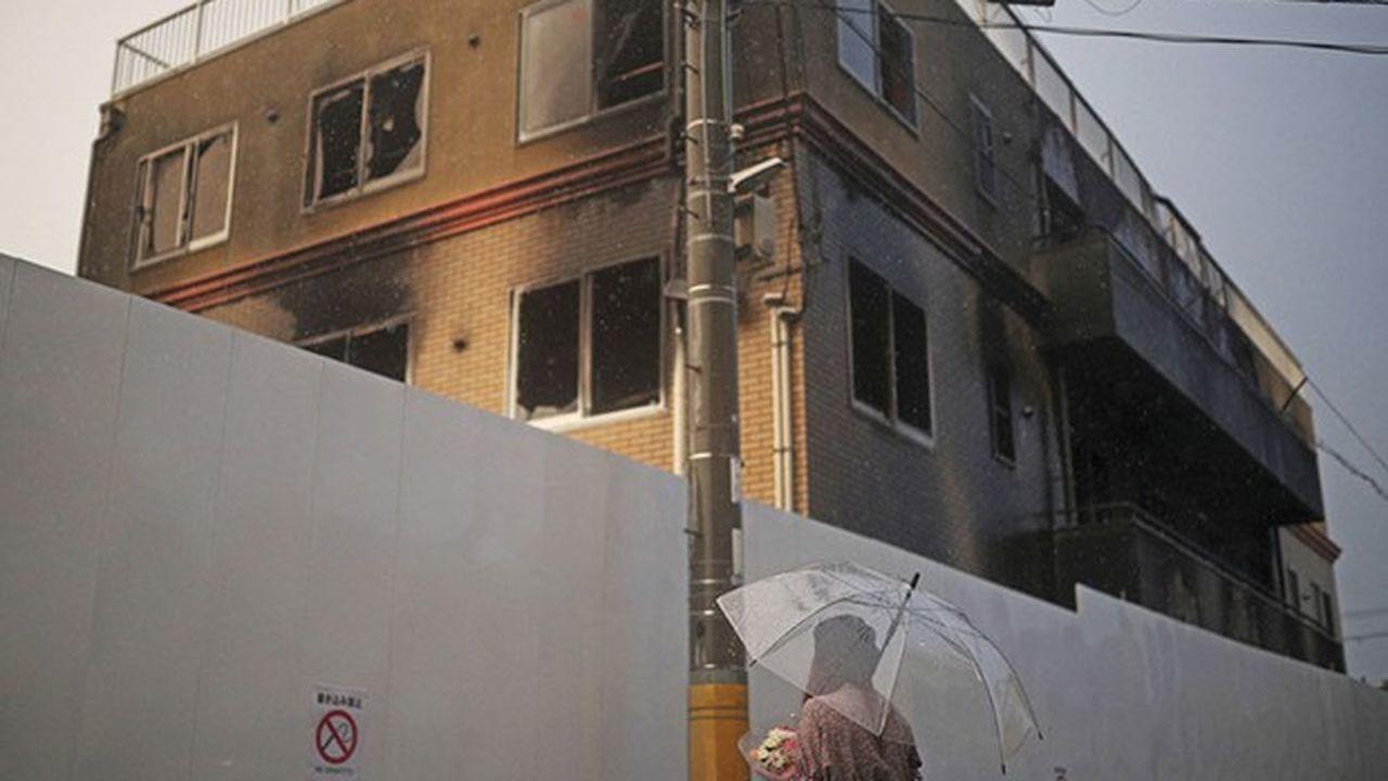 Le 18juillet dernier, un incendie volontaire a ravagé les studios Kyoto Animation, provoquant la mort de 35 personnes