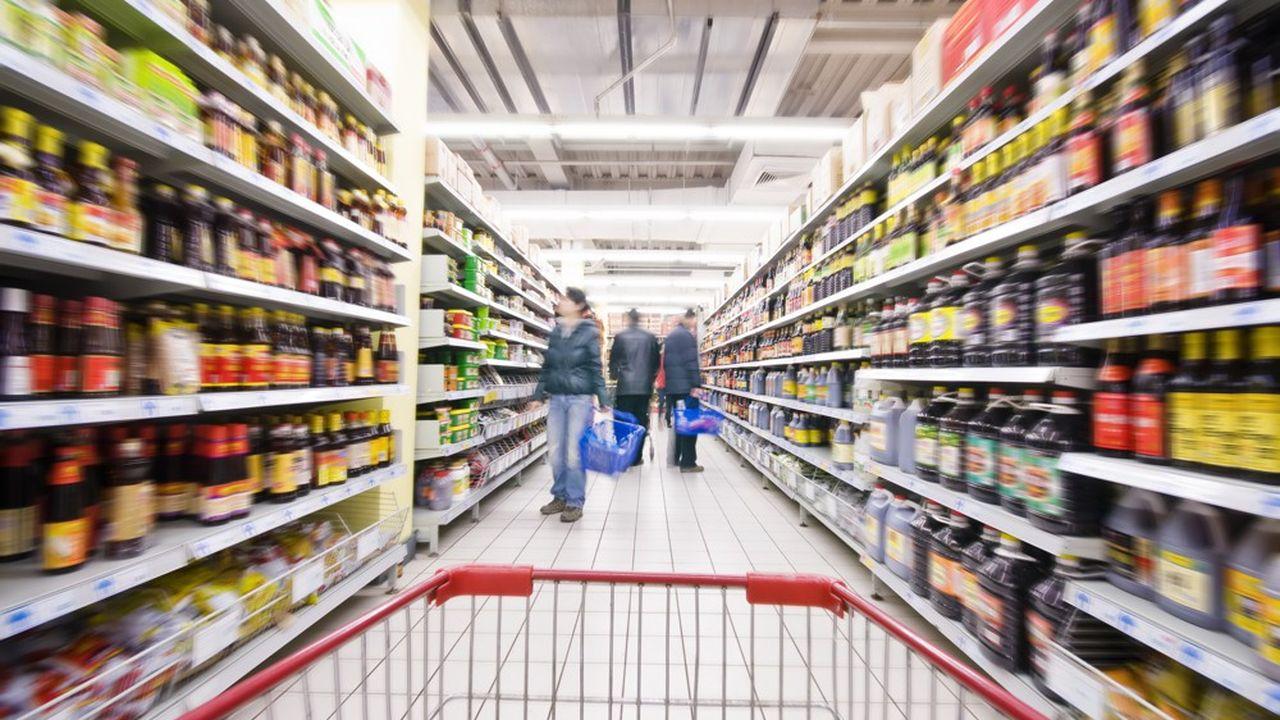 En dépit des gains de pouvoir d'achat la consommation des ménages a ralenti au printemps