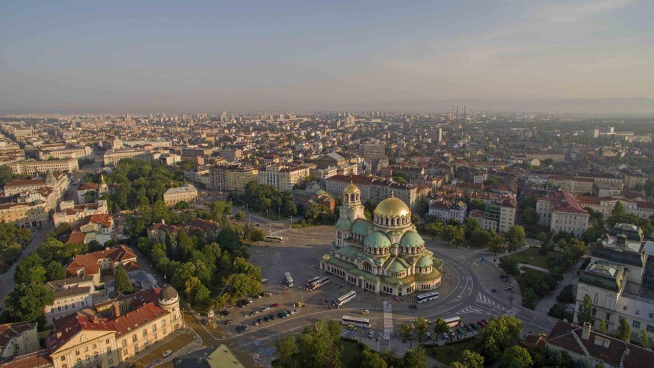 L'appel d'offres lancé par la Bulgarie prévoit l'extension de l'aéroport international de Sofia.