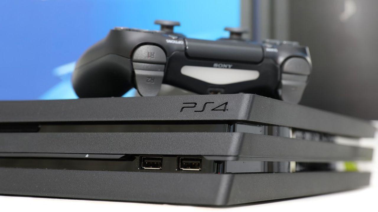 La PlayStation 4 a été commercialisée à la fin de l'année 2013