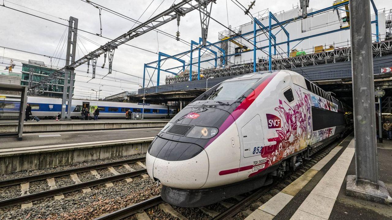 La SNCF a déjà commandé en 2013 40rames Océane, progressivement mises en circulation sur l'axe Atlantique, depuis début 2017 jusqu'à 2020.