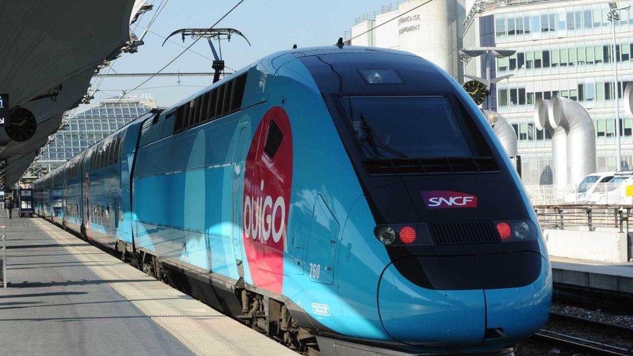 La SNCF commande 12 TGV à Alstom