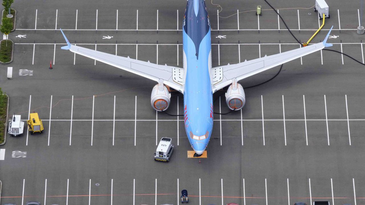 GE fabrique les moteurs des Boeing 737 Max en partenariat avec le français Safran.