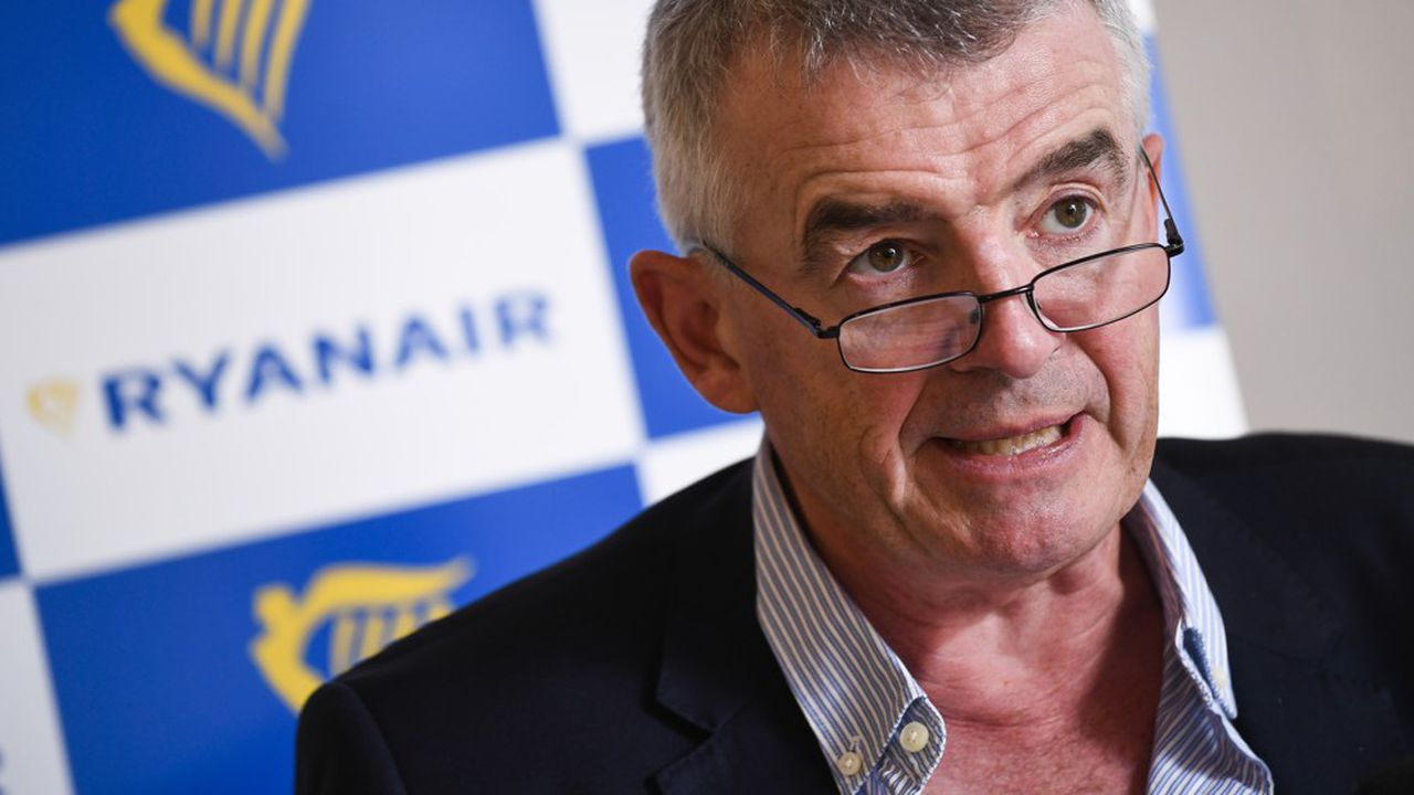 Michael O'Leary, le patron de Ryanair, a lui-même annoncé la «mauvaise nouvelle» dans une vidéo adressée aux salariés.