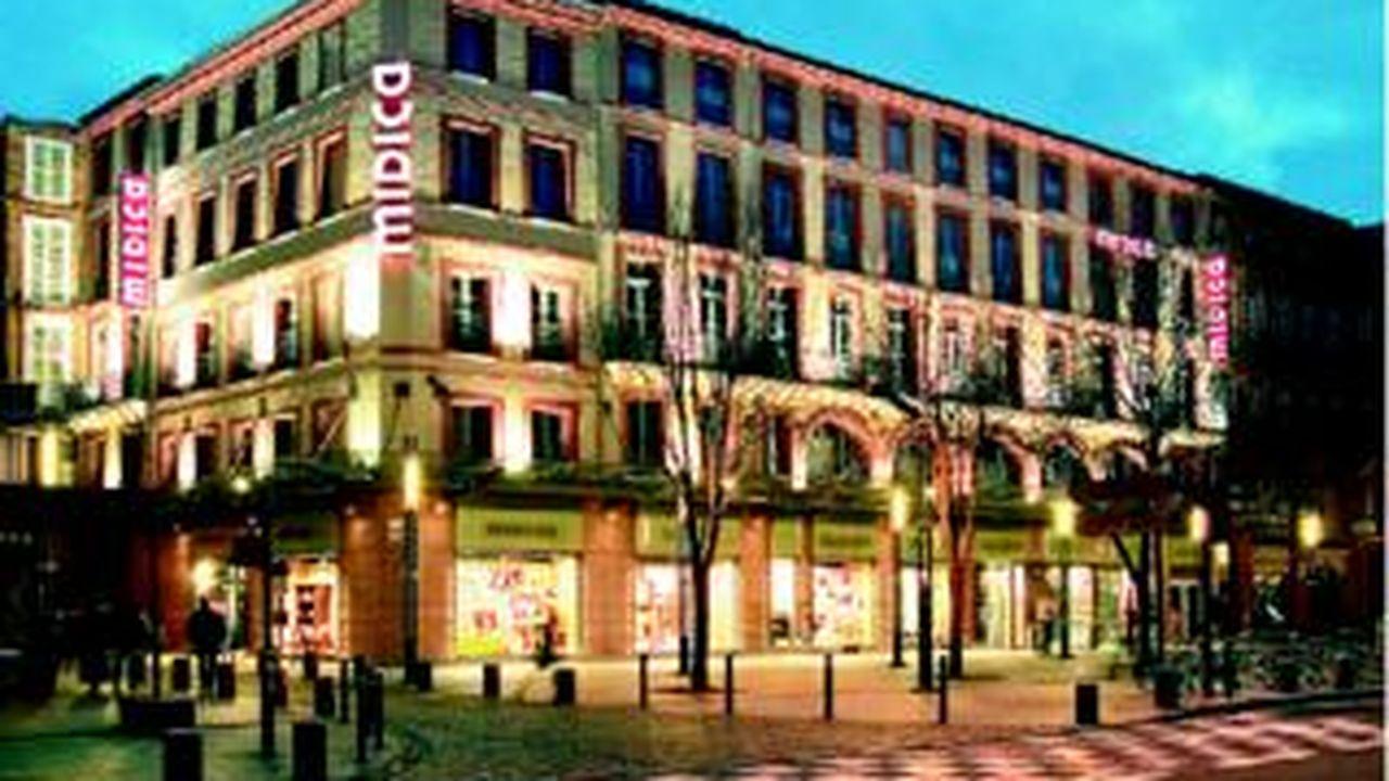 Magasin Arts Plastiques Toulouse a toulouse, midica renouvelle l'équipement de la maison