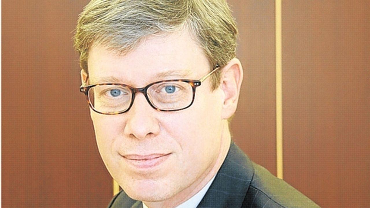 Jean Beunardeau Un banquier d'affaires à la tête de HSBC