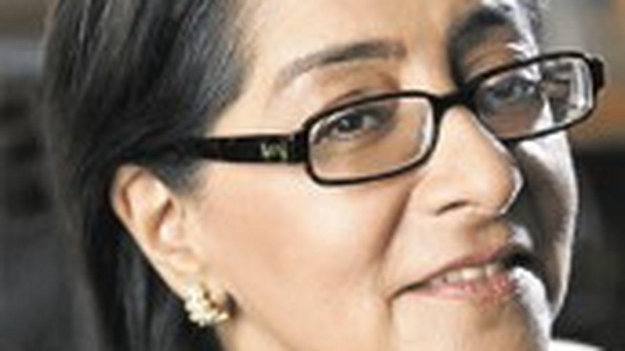 Naina Lal Kidwai, une femme d'influence à la tête de HSBC