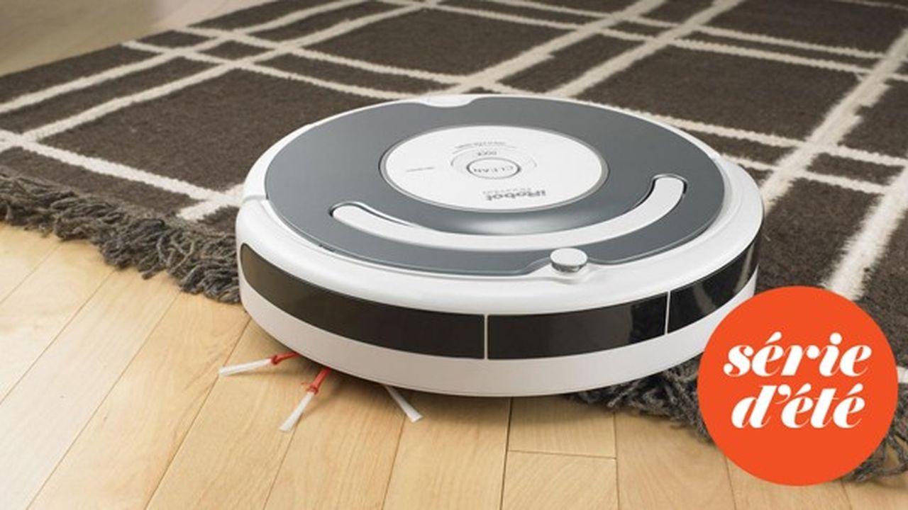 Roomba, le vrai robot ménager | Les Echos
