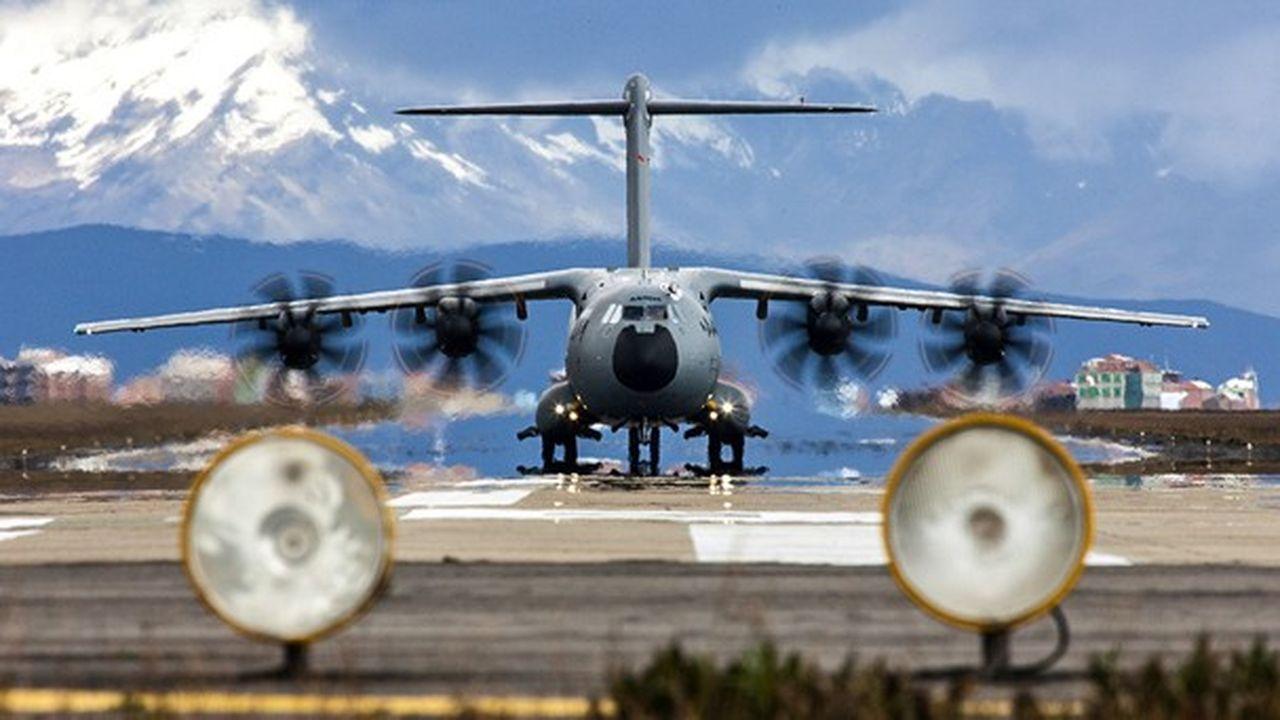 Airbus A400M, la fin de la série noire ? | Les Echos