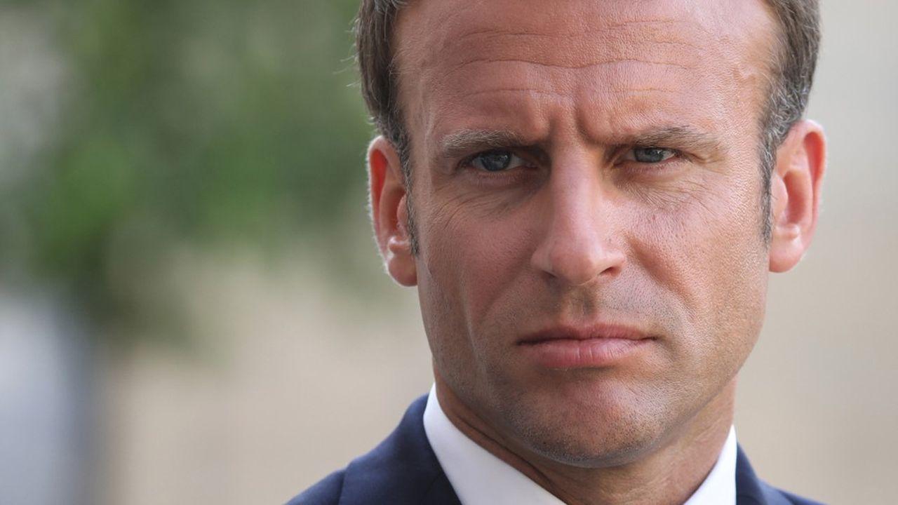 67% des Français déclarent ne pas faire «confiance» à Emmanuel Macron.