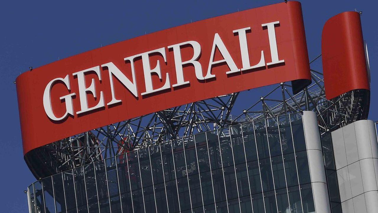 Generali a dégagé un résultat opérationnel en progression de 7,6%, à 2,7milliards d'euros, au premier semestre.