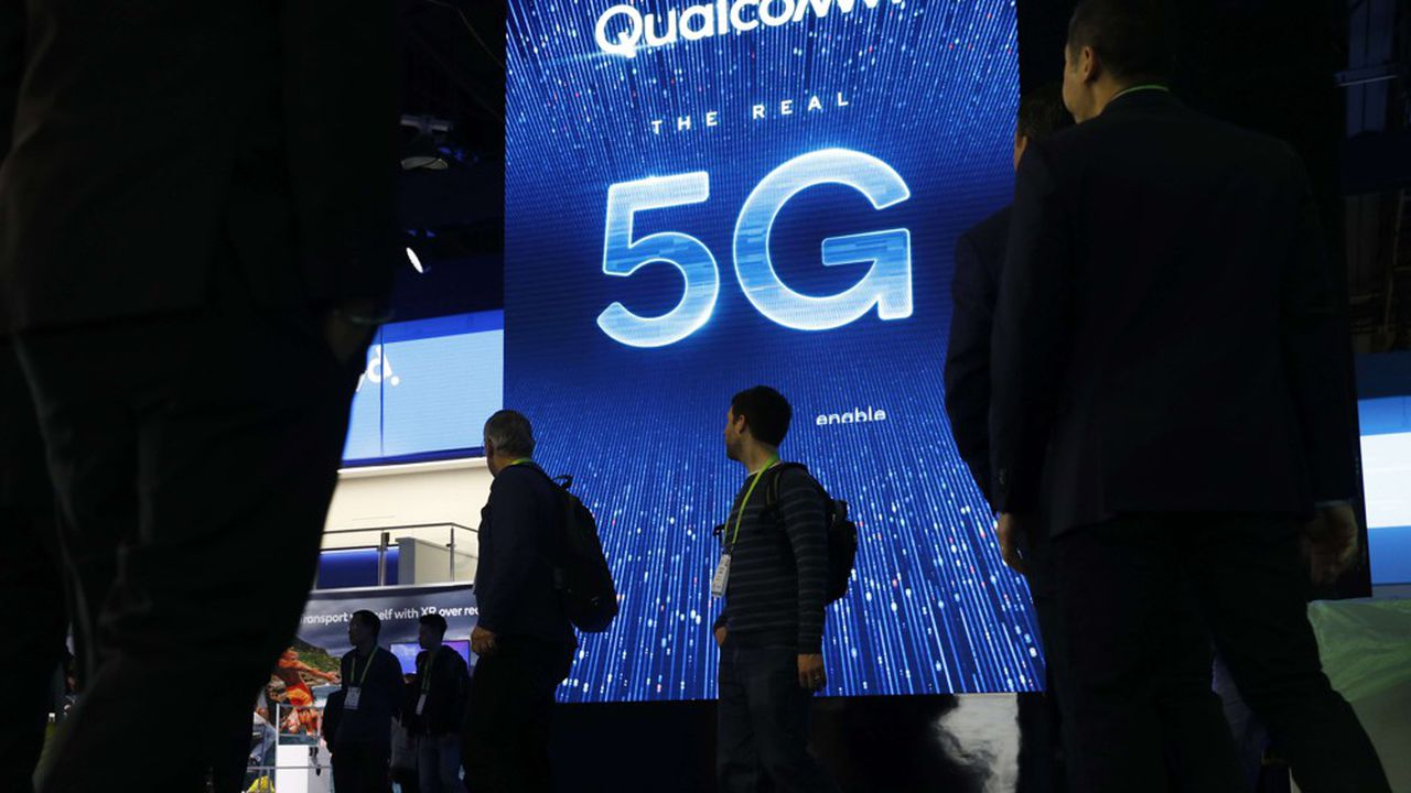 Qualcomm, le trou d'air avant la 5G
