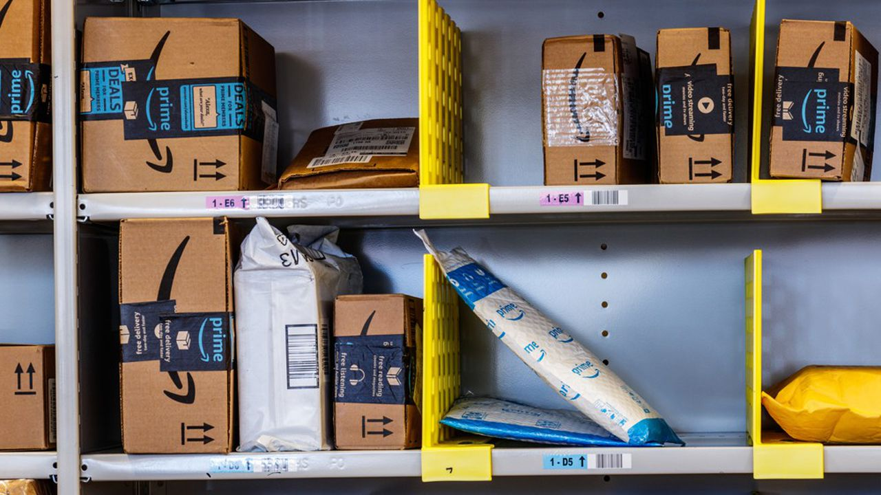 La taxe GAFA sera payée par les vendeurs français — Amazon