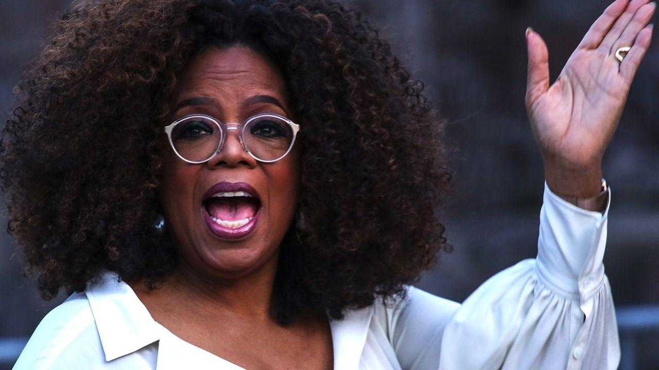 Oprah Winfrey sait très bien mêler les rôles d'égérie et de femme d'affaires.