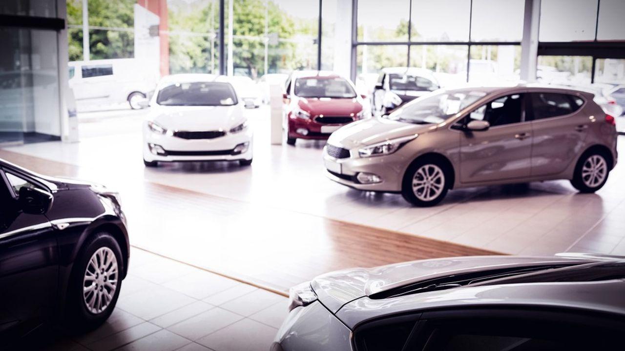 Les ventes de voitures d'occasion ont atteint un record historique en juillet2019.