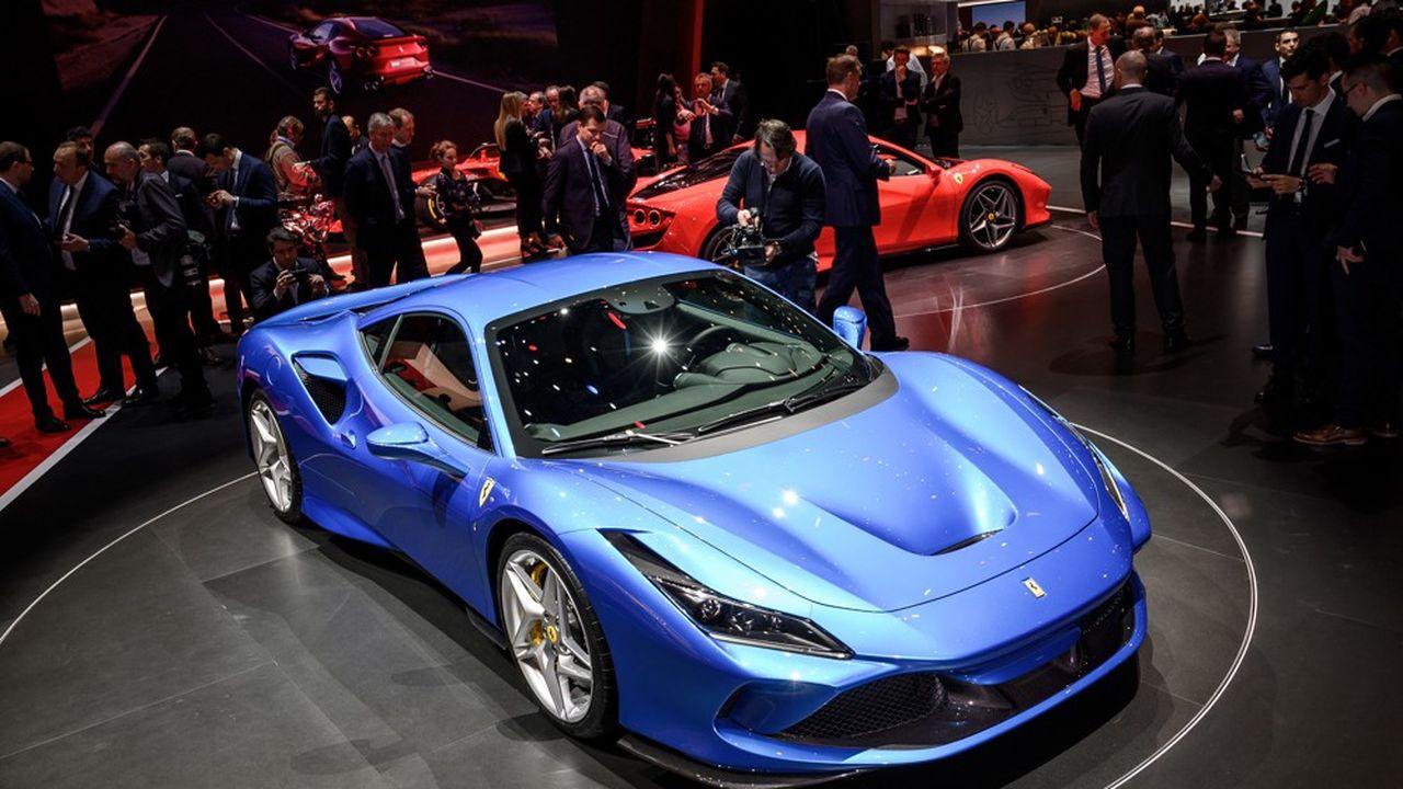 Ferrari prépare une salve de bolides hybrides, notamment pour séduire enfin la clientèle chinoise.