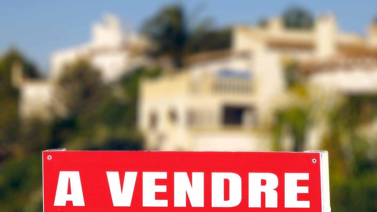 L'octroi des crédits a augmenté de 6,3% en juin, portant à 1 040 milliards d'euros le montant total des crédits immobiliers, un record.