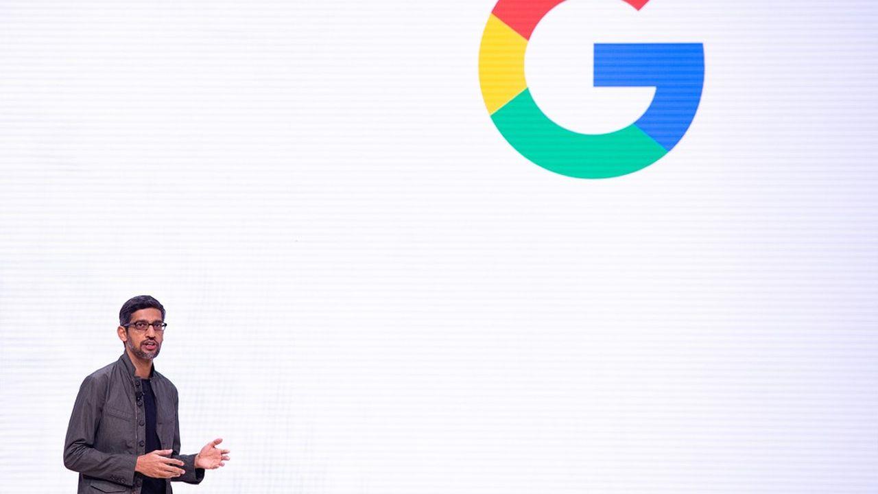 Google répercute l'amende de Bruxelles sur la concurrence — Monopole sur Android