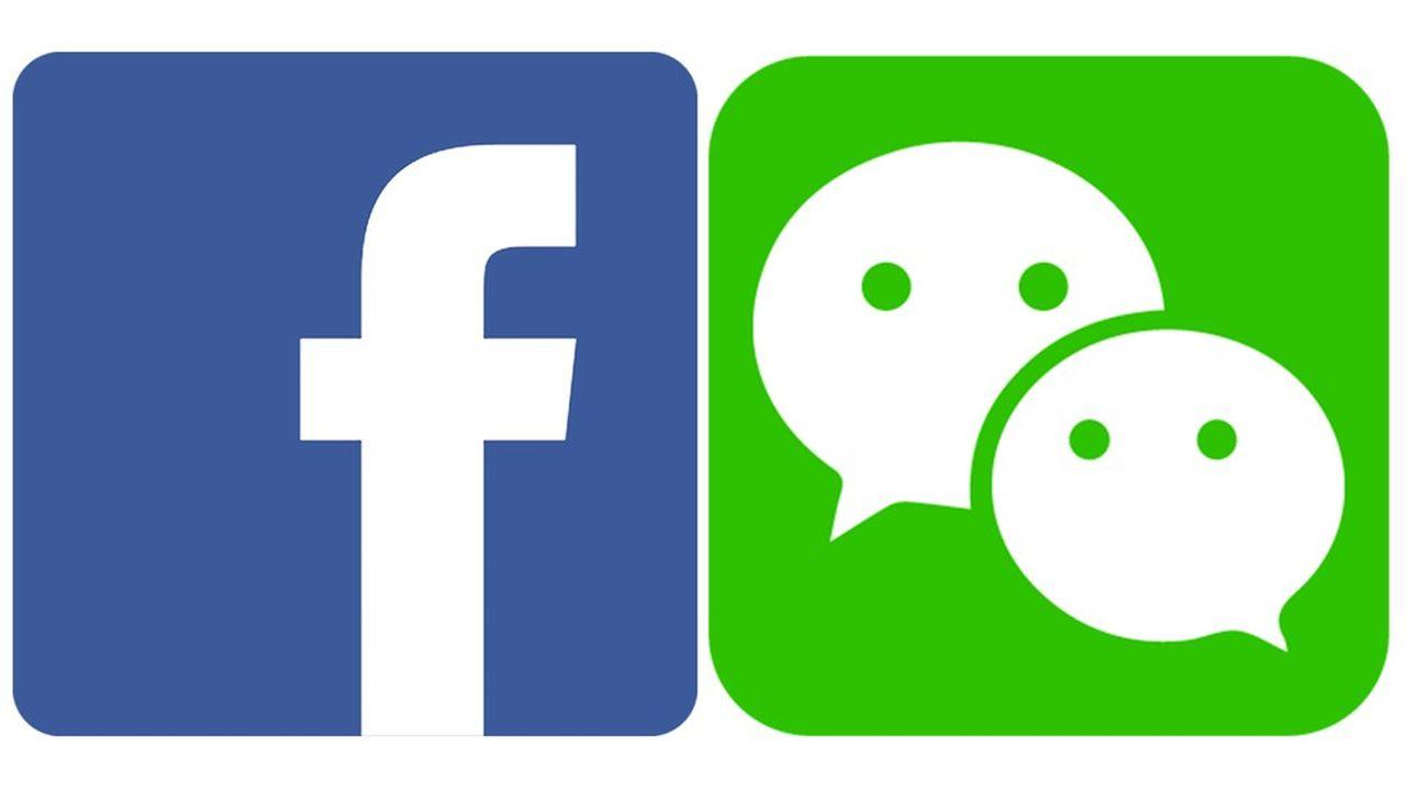 Facebook compte s'inspirer de WeChat pour construire une super-application