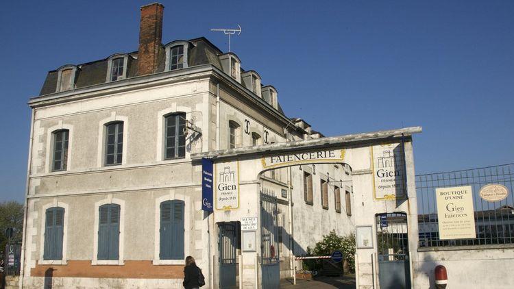 Faïencerie fondée en 1821