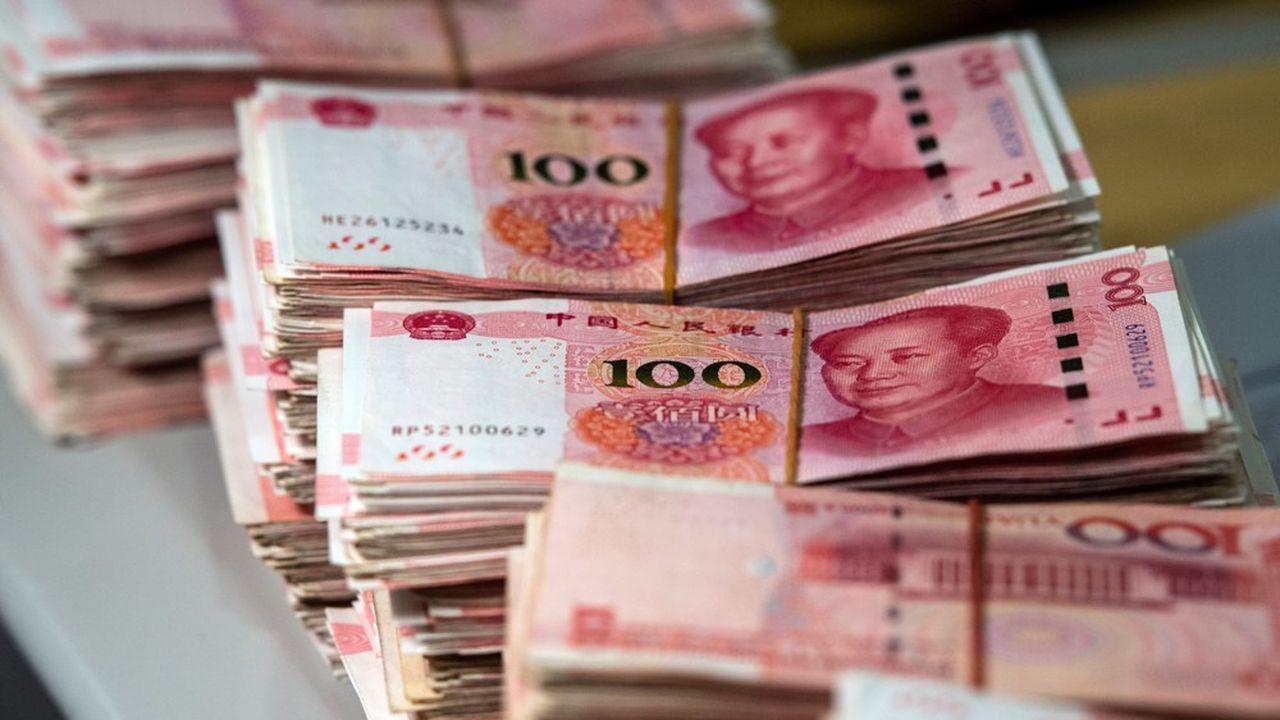 La Chine suspend l'achat de produits agricoles américains — Guerre commerciale